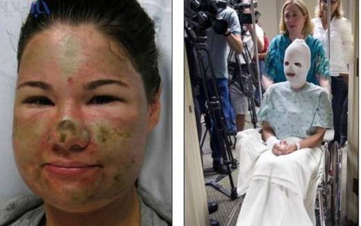 دختر زیبا دختر امریکایی حوادث واقعی اخبار حوادث
