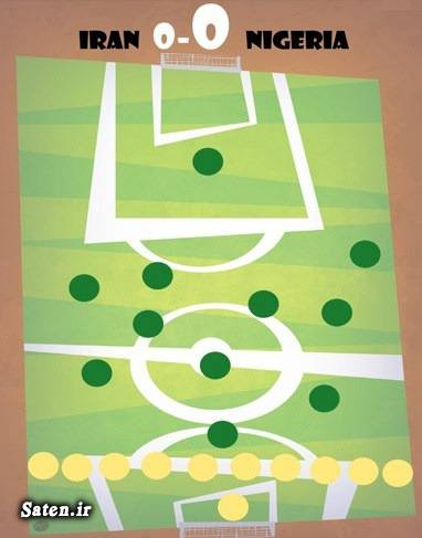 کاریکاتور ورزشی کاریکاتور جام جهانی جام جهانی برزیل جام جهانی 2014
