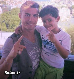 همسر کریستیانو رونالدو کریستیانو رونالدو خانواده کریستیانو رونالدو Cristiano Ronaldo