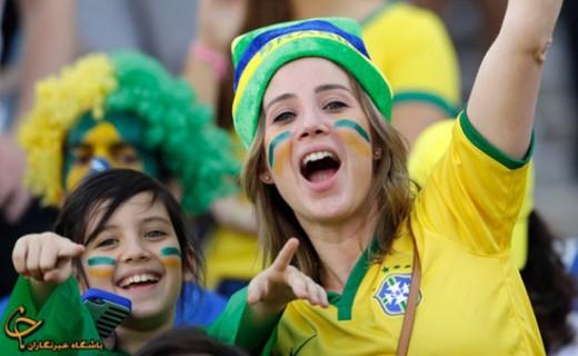 هواداران ایران در برزیل عکس جام جهانی برزیل عکس جام جهانی 2014 جام جهانی برزیل تماشاگران جام جهانی برزیل تماشاگران ایران در جام جهانی تماشاگران ایران در برزیل اخبار جام جهانی برزیل