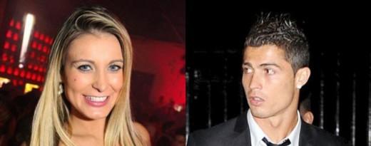 همسر کریستیانو رونالدو نامزد کریستیانو رونالدو عکس جام جهانی برزیل زن مدل دختر مدل اندریسا اوراش اخبار جام جهانی برزیل