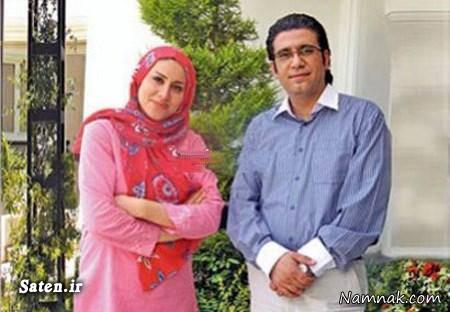 همسر مجری همسر رضا رشیدپور بیوگرافی نغمه مهرپاک بیوگرافی رضا رشیدپور