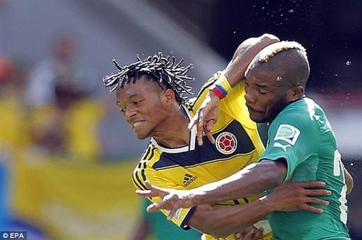 مدل موی علیرضا حقیقی عکس جام جهانی برزیل اخبار جام جهانی برزیل