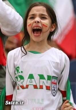 هواداران ایران در برزیل عکس جام جهانی برزیل طرفداران ایران در برزیل تماشاگران ایران در برزیل اخبار جام جهانی برزیل iran fans