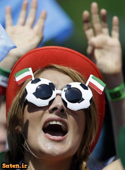 عکس جام جهانی برزیل عکس ایران در برزیل تماشاگران ایران آرژانتین تماشاگران ایران iran fans