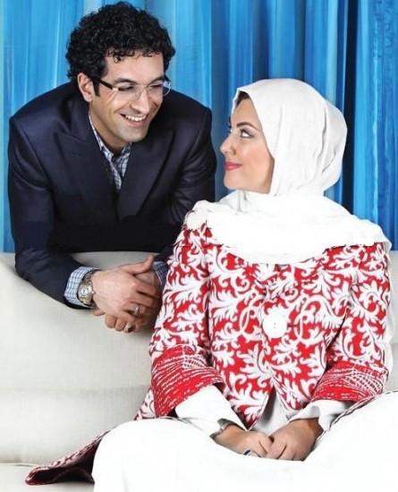 همسر لاله اسکندری همسر پژمان بازغی همسر بازیگران لاله اسکندری مصاحبه بازیگران شوهر لاله اسکندری ازدواج لاله اسکندری