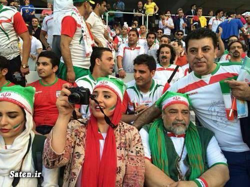 نرگس محمدی در خارج نرگس محمدی در برزیل بازیگران در خارج بازیگران در جام جهانی بازیگران در برزیل