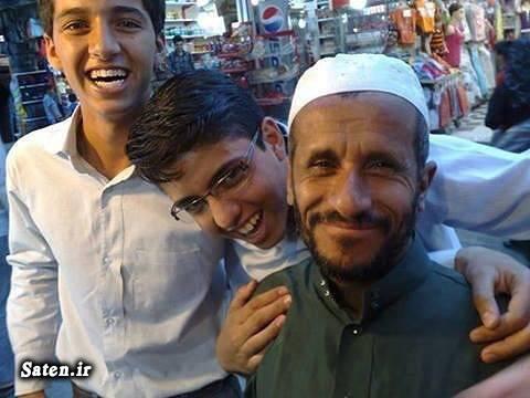 شبیه احمدی نژاد بدل احمدی نژاد