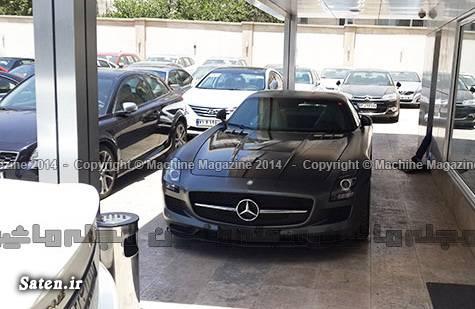 مشخصات مرسدس بنز SLS AMG مشخصات SLS AMG GT Final Edition مرسدس بنز SLS AMG قیمت SLS AMG GT Final Edition SLS AMG GT Final Edition