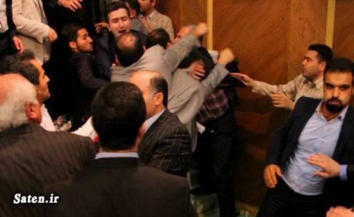 مراسم پیروزی روحانی سوابق احمد ناطقنوری جشن پیروزی روحانی احمد ناطقنوری