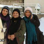 """خواهر و مادر """"لیندا کیانی"""" + عکس و شایعه ازدواج"""