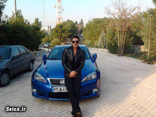همسر ایمان موسوی ماشین فوتبالیست های خارجی ماشین بازیکنان بیوگرافی ایمان موسوی Iman Mousavi