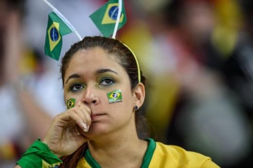 عکس فینال جام جهانی 2014 عکس جام جهانی برزیل تماشاگران جام جهانی برزیل اخبار جام جهانی برزیل world cup fans brazil fans