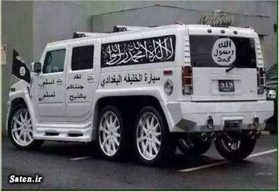 عکس داعش جنایات داعش ابوبکر البغدادی