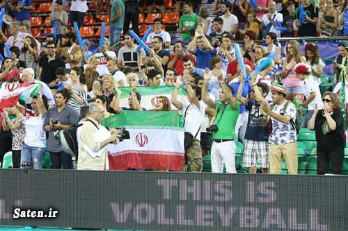 عکس لیگ جهانی والیبال جدول لیگ جهانی والیبال اخبار لیگ جهانی والیبال