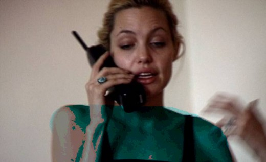 همسر آنجلینا جولی لو رفته آنجلینا جولی عکس آنجلینا جولی بازیگر معتاد آنجلینا جولی