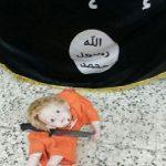 کودکان داعش تمرین آدم کشی میکنند + عکس