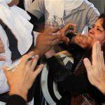 """جشن ازدواج اجباری 37 نفره اعضای """"داعش"""" با زنان و دختران عراقی + دانلود فیلم"""
