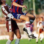 خنده دارترین تصاویر تاریخ فوتبال + عکس