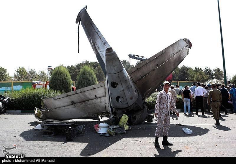 آخرین عکس یادگاری از تیم هواپیمایی سقوط کرده