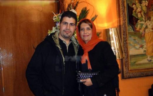 همسر فریبا کوثری خانواده فریبا کوثری بیوگرافی فریبا کوثری بیوگرافی بازیگران Fariba Kosari