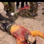فرمانده داعش کشته شد + عکس (18+)