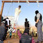 اعدام سه متجاوز به عنف و سارق مسلح در شیراز + عکس
