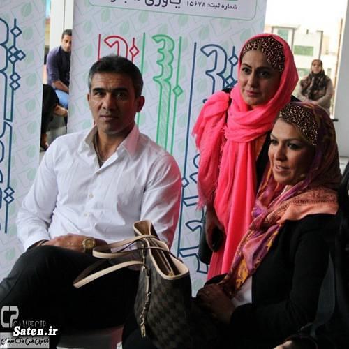 همسر فوتبالیستها همسر بازیکنان همسر احمدرضا عابدزاده بیوگرافی احمدرضا عابدزاده