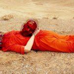 """راز """"آرامش"""" گروگانهای داعش در لحظه سربریده شدن"""