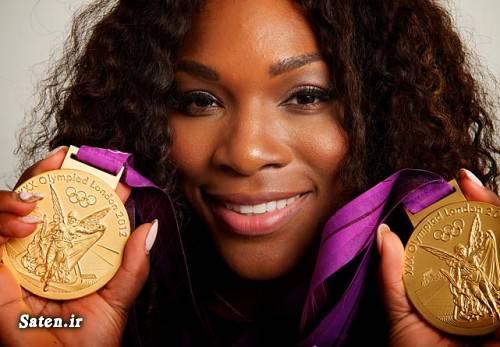میلیونر شدن بیوگرافی ونوس ویلیامز بیوگرافی سرنا ویلیامز Venus Williams Serena Williams