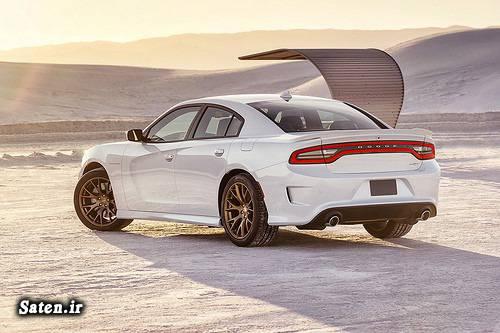 مجله ماشین مجله خودرو خودرو دوج SRT Hellcat