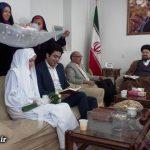 آزاده نامداری و حسنی ، طلاق جنجالی دو مجری مشهور تلویزیون + عکس
