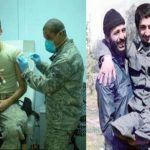 تفاوت جالب سرباز آمریکایی و ایرانی + عکس