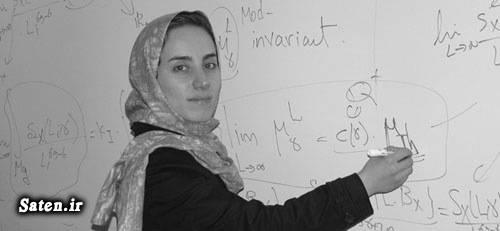 همسر مریم میرزاخانی دبیرستان فرزانگان تهران بیوگرافی مریم میرزاخانی Maryam Mirzakhani