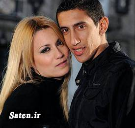 همسر فوتبالیستها همسر بازیکنان بیوگرافی آنخل دی ماریا بهترین شغل angel di maria