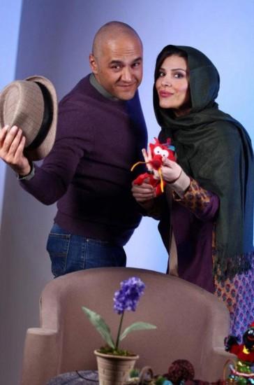 همسر سحر دولتشاهی همسر رامبد جوان همسر بازیگران زن رامبد جوان خانواده رامبد جوان بیوگرافی رامبد جوان