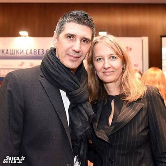همسر والیبالیست ها همسر کواچ عکس والیبالیستها بیوگرافی کواچ Slobodan Kovac