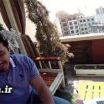 """خسارت میلیونی """"چالش سطل آبیخ"""" به خواننده معروف ایرانی + فیلم"""