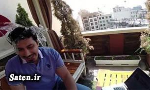 همسر احسان خواجه امیری فرزند احسان خواجهامیری عکس هنرمندان بیوگرافی احسان خواجهامیری