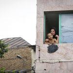 محله ای با کودکان بی شناسنامه در نزدیکی فرحزاد + عکس