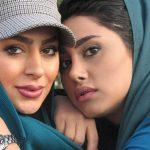 بیوگرافی سمانه پاکدل بازیگر (معراجی ها) + عکس یادگاری با خواهرش