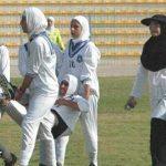 روش های مختلف حمل مصدوم در فوتبال زنان! + عکس
