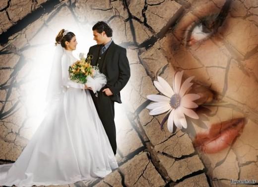 لباس عروس عکس عروسی عروس و داماد عروس زیبا