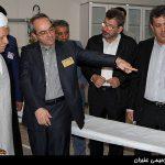 مهدی و یاسر هاشمی همراه پدر در مشهد + عکس