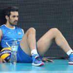 خستگی شدید به سبک سعید معروف + عکس
