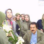 حرمسرا و قبرهای راز آلود اشرف + عکس