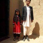 شوهر دادن دختر ۸ ساله + عکس