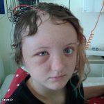 نجات باور نکردنی دختری که کامیون او را زیر گرفت + عکس