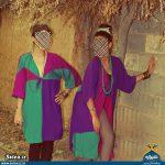 شوی زننده مانتو در پیاده روهای شیراز! + عکس