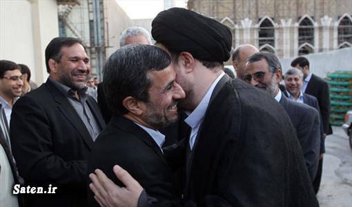 سید حسن خمینی بیوگرافی حمید بقایی احمدی نژاد